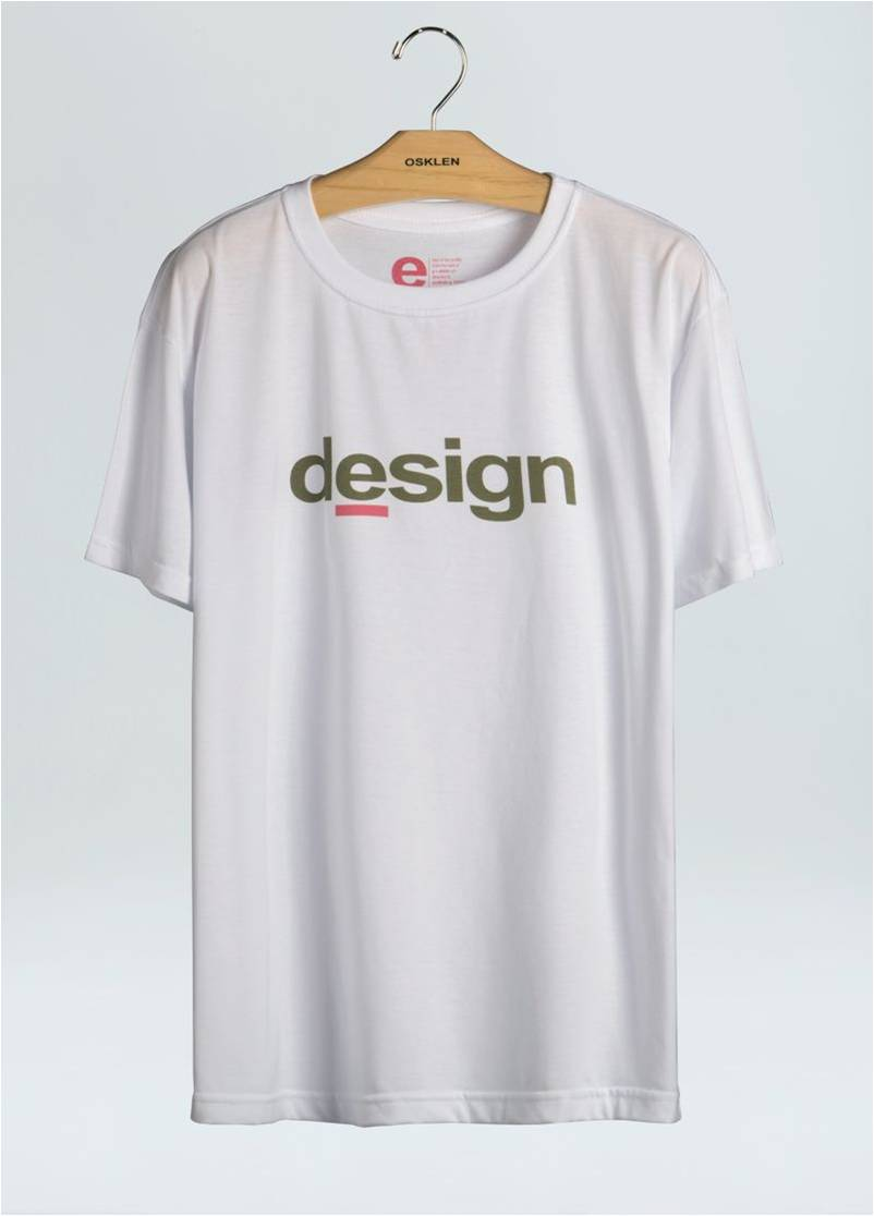 T-SHIRT PET DESIGN OSKLEN