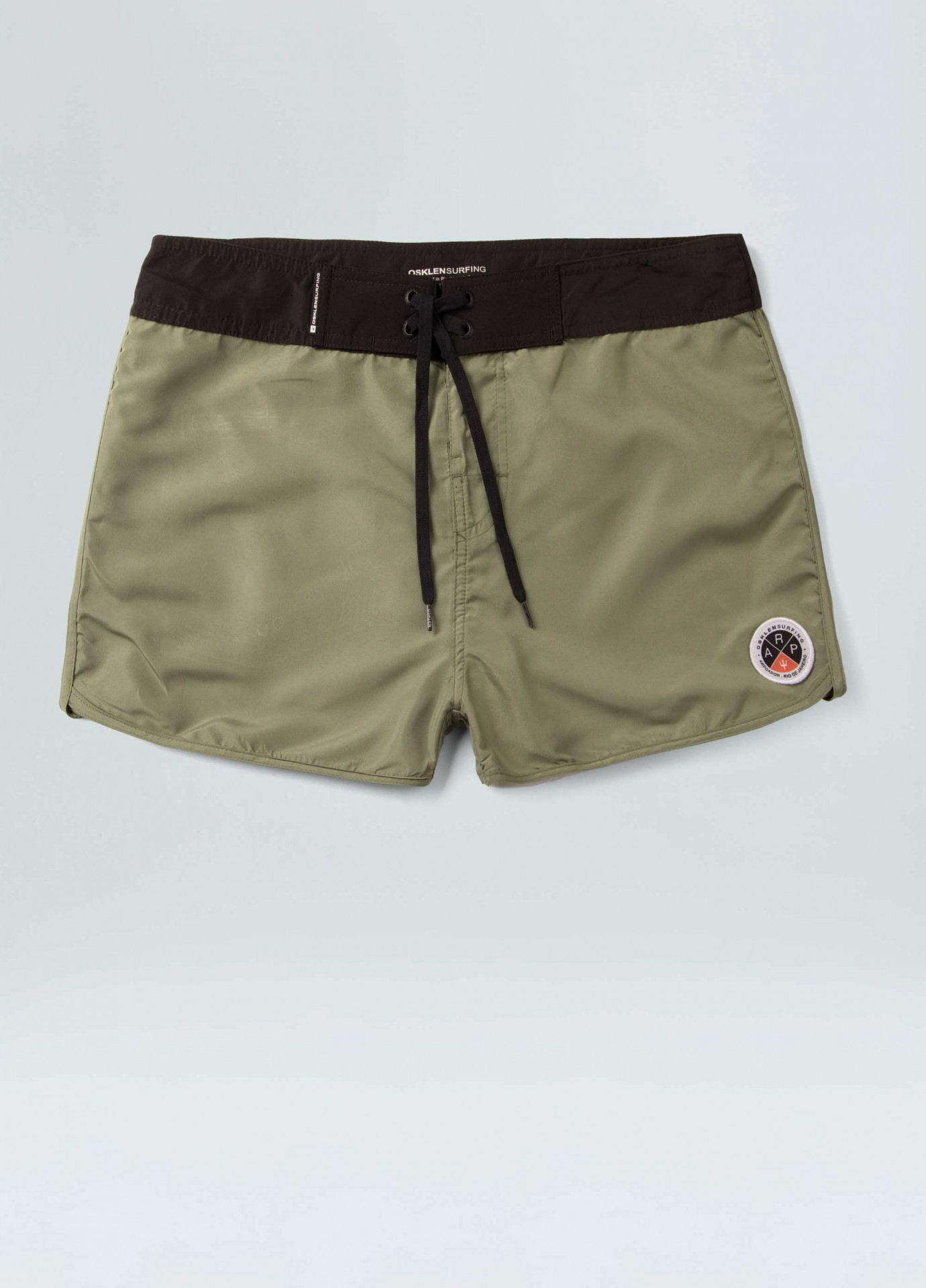 Short Surf Masculino Osklen Aqualight Patch