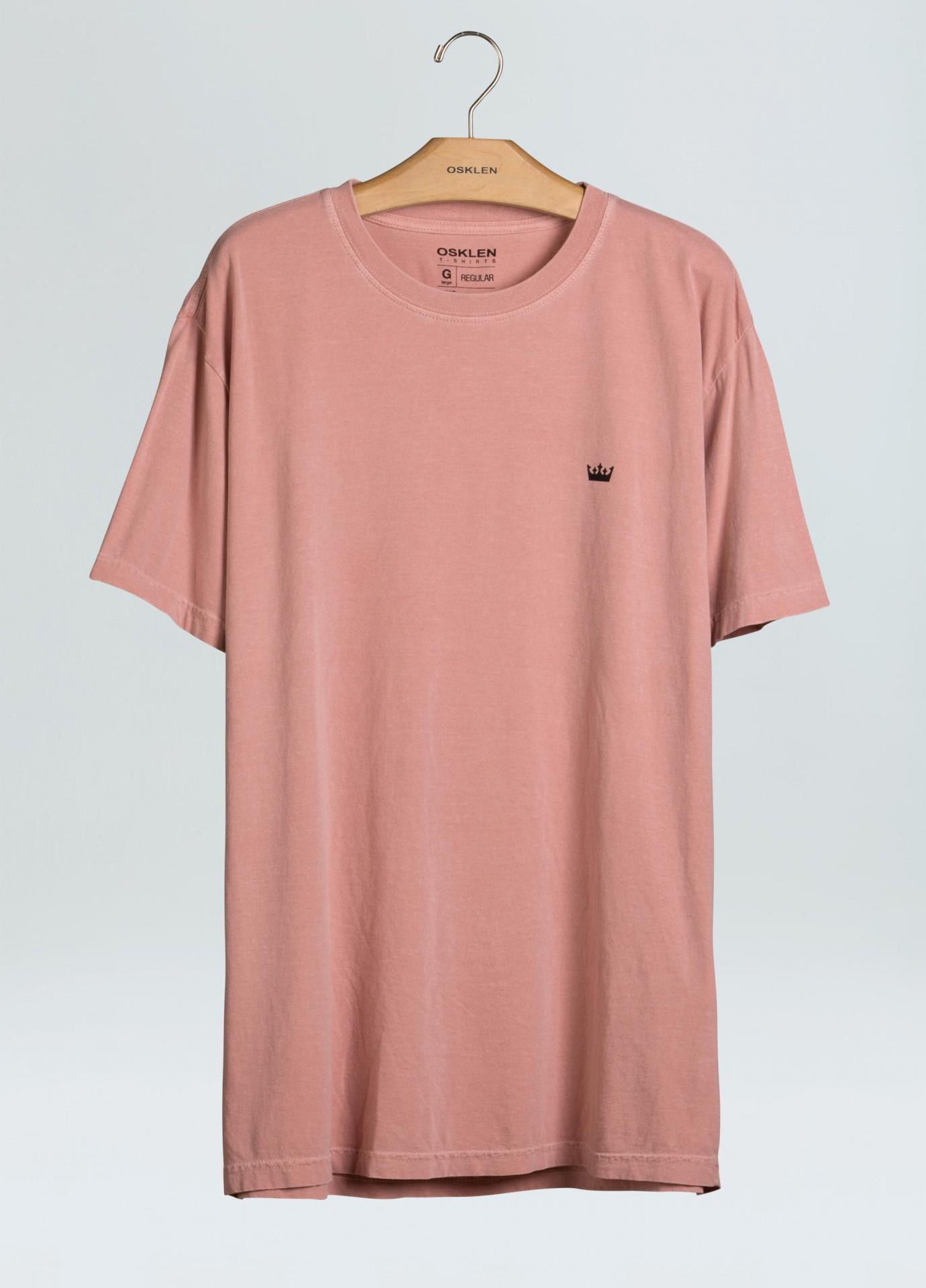 T-Shirt Stone Coroa Xilo
