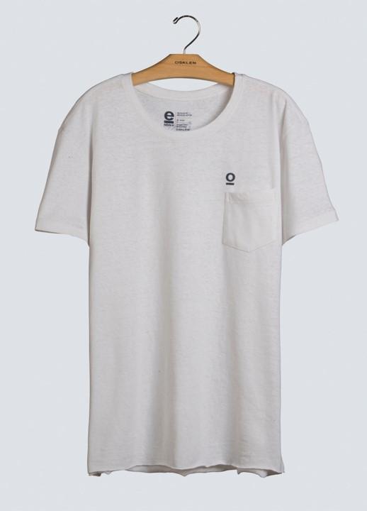 T-shirt Eco Rust Pocket Oceans Osklen