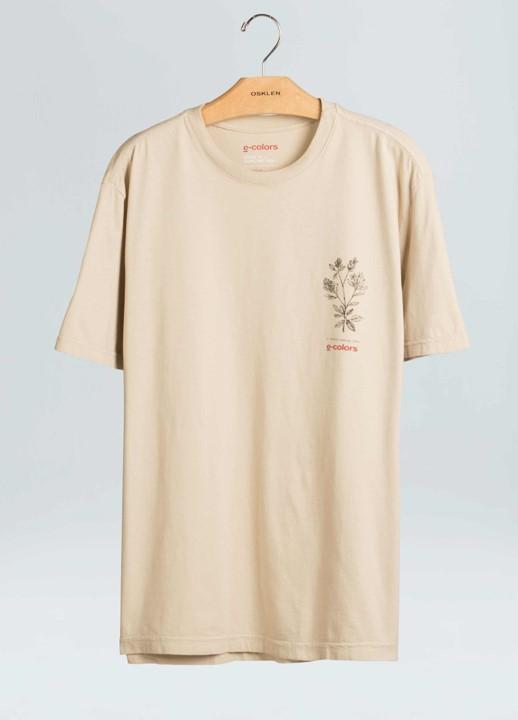 T-Shirt Osklen E-Colors Alfafa