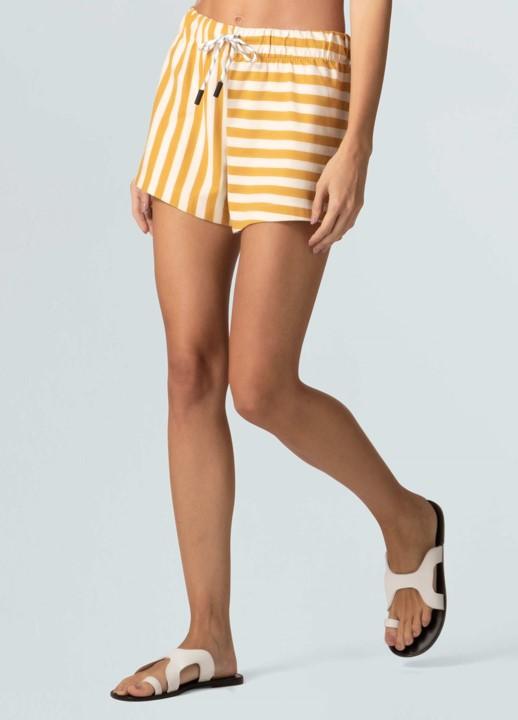 Short Feminino Osklen Summer Stripe