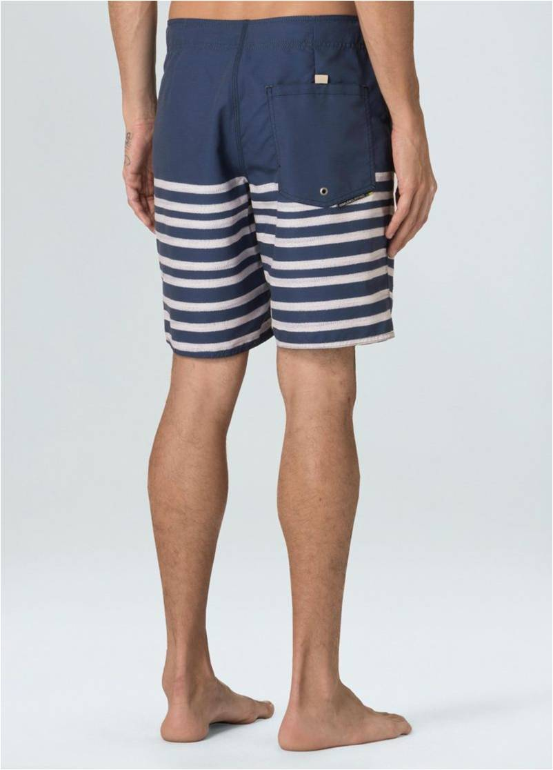 BERMUDA SURF INK STRIPE OSKLEN