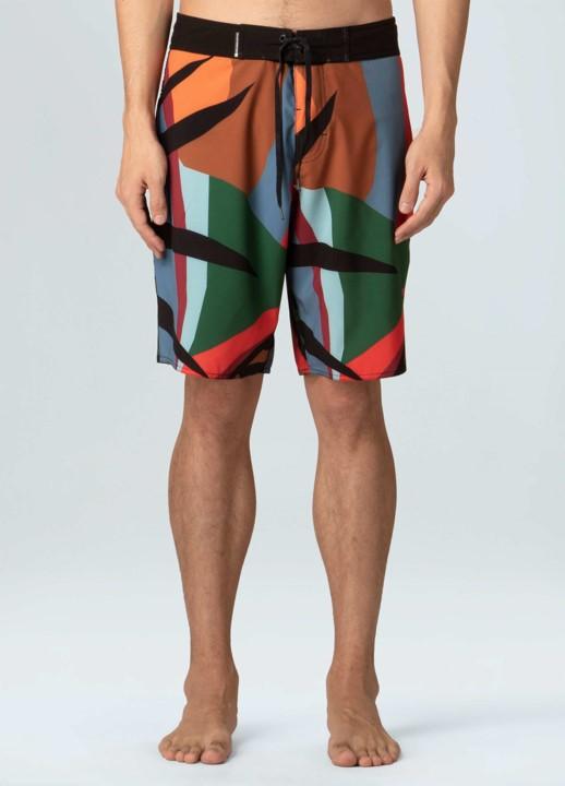 Boardshorts Tropicolor Osklen