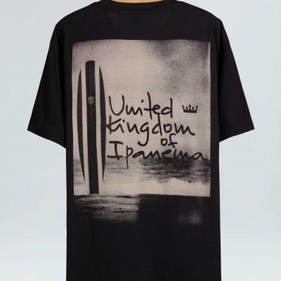 T-Shirt Osklen Regular Longboard Uki