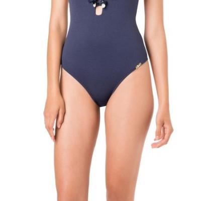 Swimsuit Frente Trançado Salinas