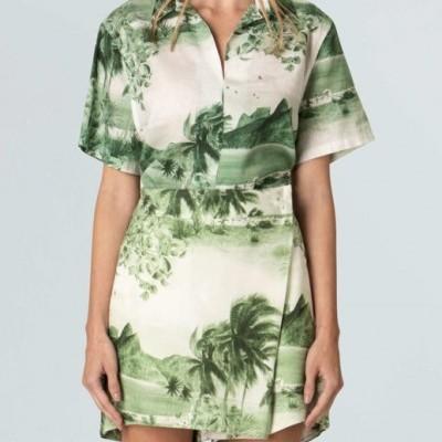 Camisa Feminina V Basica RJ