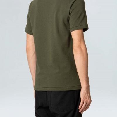 T-Shirt Osklen Pocket Eco Rust Bold