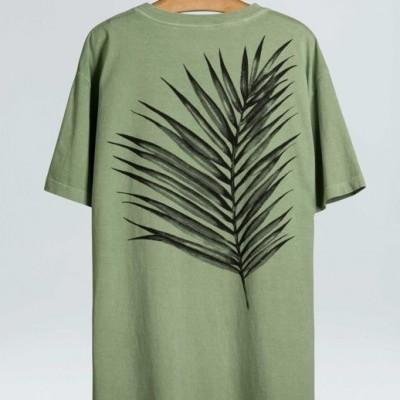 T-Shirt Stone Osklen Palm Leaf