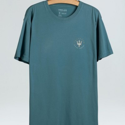 T-shirt Regular Trident Hot Osklen