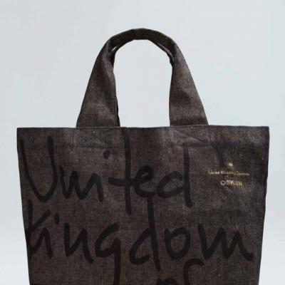Bolsa Osklen Tote United Kingdom Ecojuta