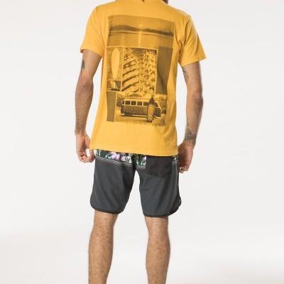 T-shirt Por do Sol Stoned MiG