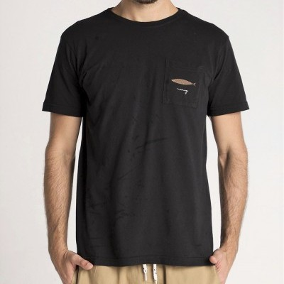 T-shirt Stoned Peixe MiG
