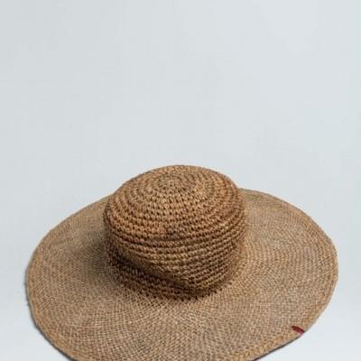 Chapéu Osklen Crochet Palha