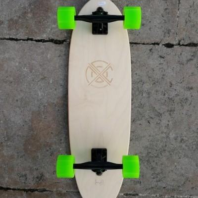 Skateboard Chees Patern