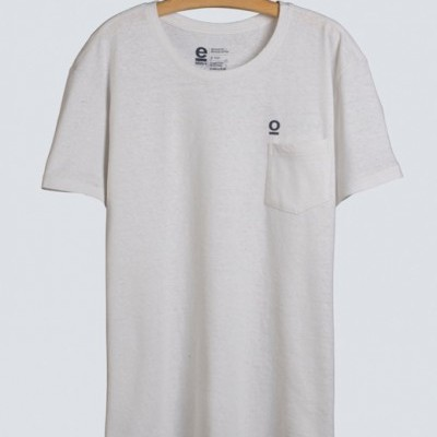 T-shirt Eco Rust Pocket Oceans Osklen