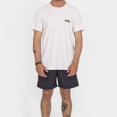 T-shirt Retrô Canoa Flamê Stoned MiG