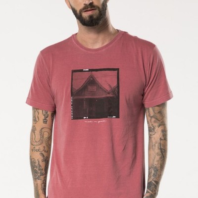 T-shirt Retro Stoned MiG