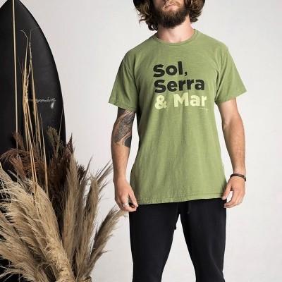 T-shirt Sol, Serra e Mar MiG