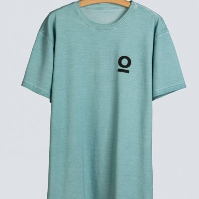 T-Shirt Osklen Double Watercolour Ows