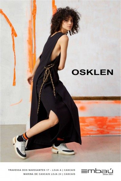 Nova colecção Outono-inverno OSKLEN