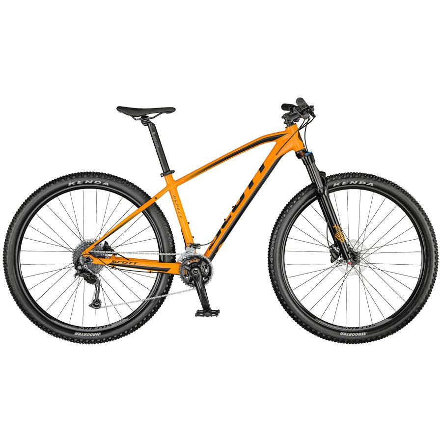 BICICLETA SCOTT ASPECT 940 ORANGE