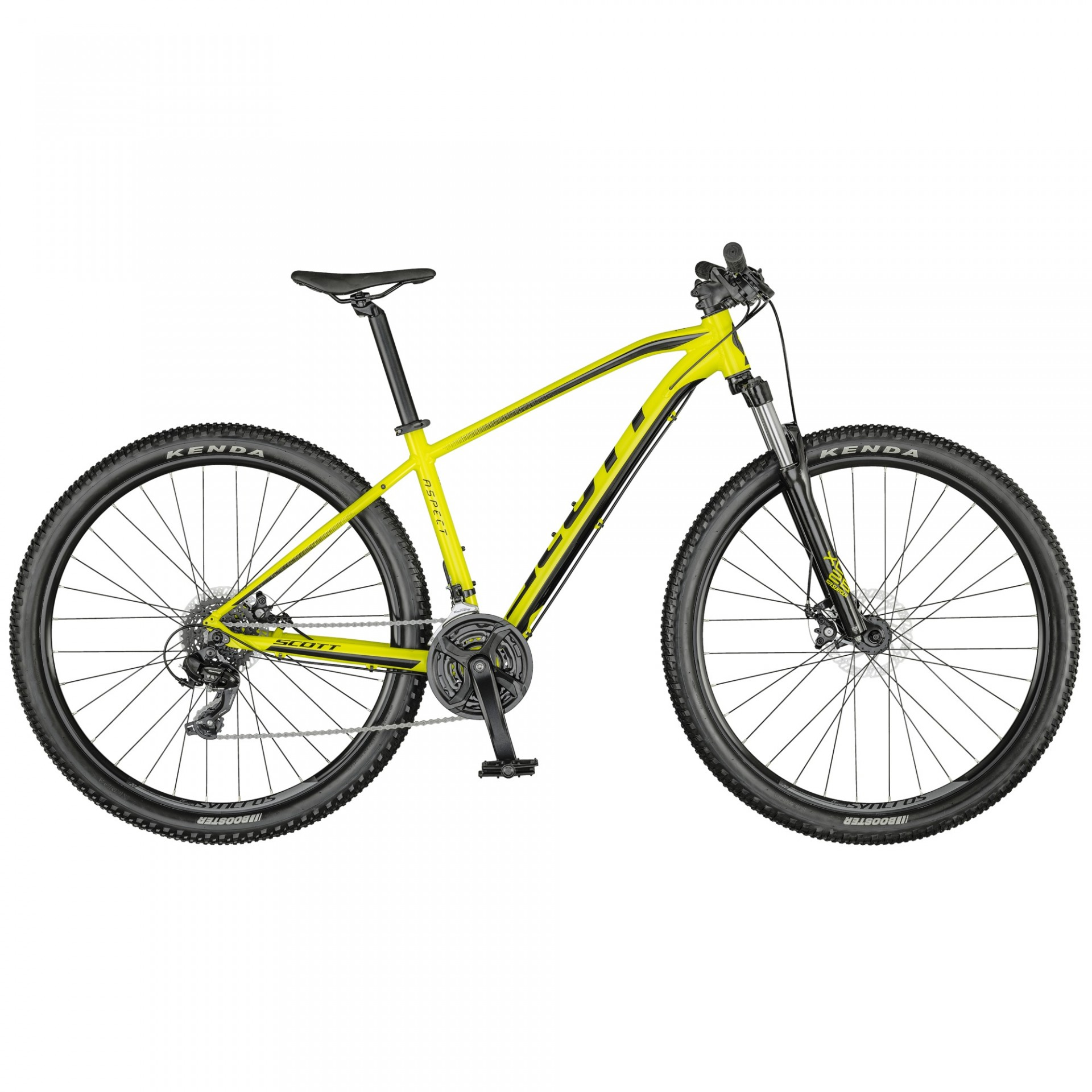 BICICLETA SCOTT ASPECT 970 YELLOW