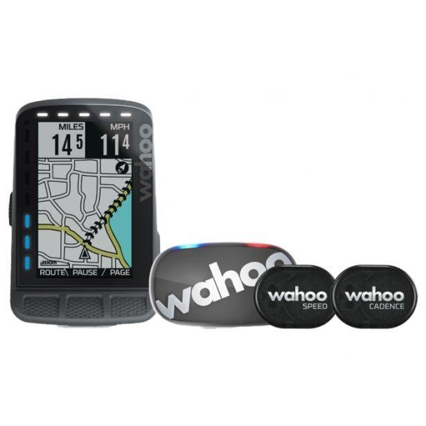 GPS WAHOO ELEMNT ROAM Bundle