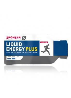 Sponser Liquid Energy Plus Gel 35g