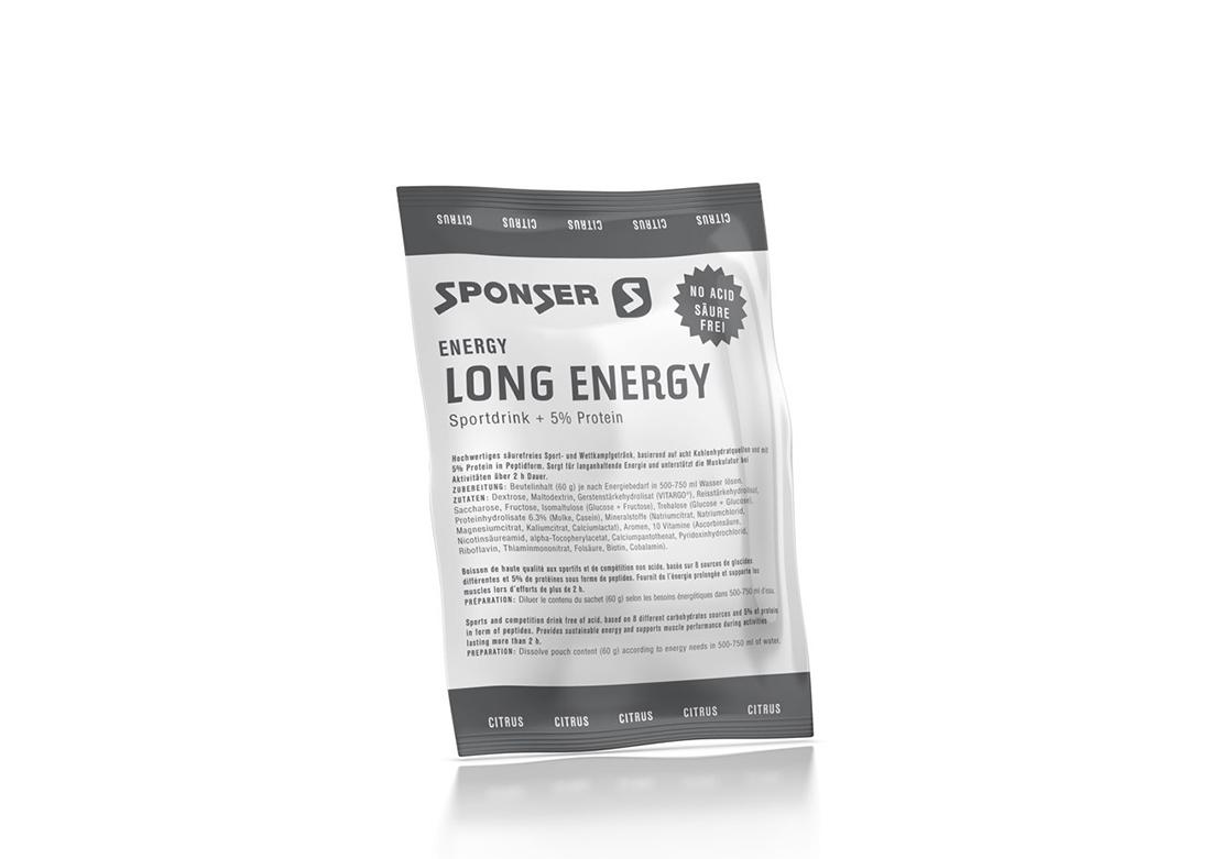 Sponser Long Energy 60g