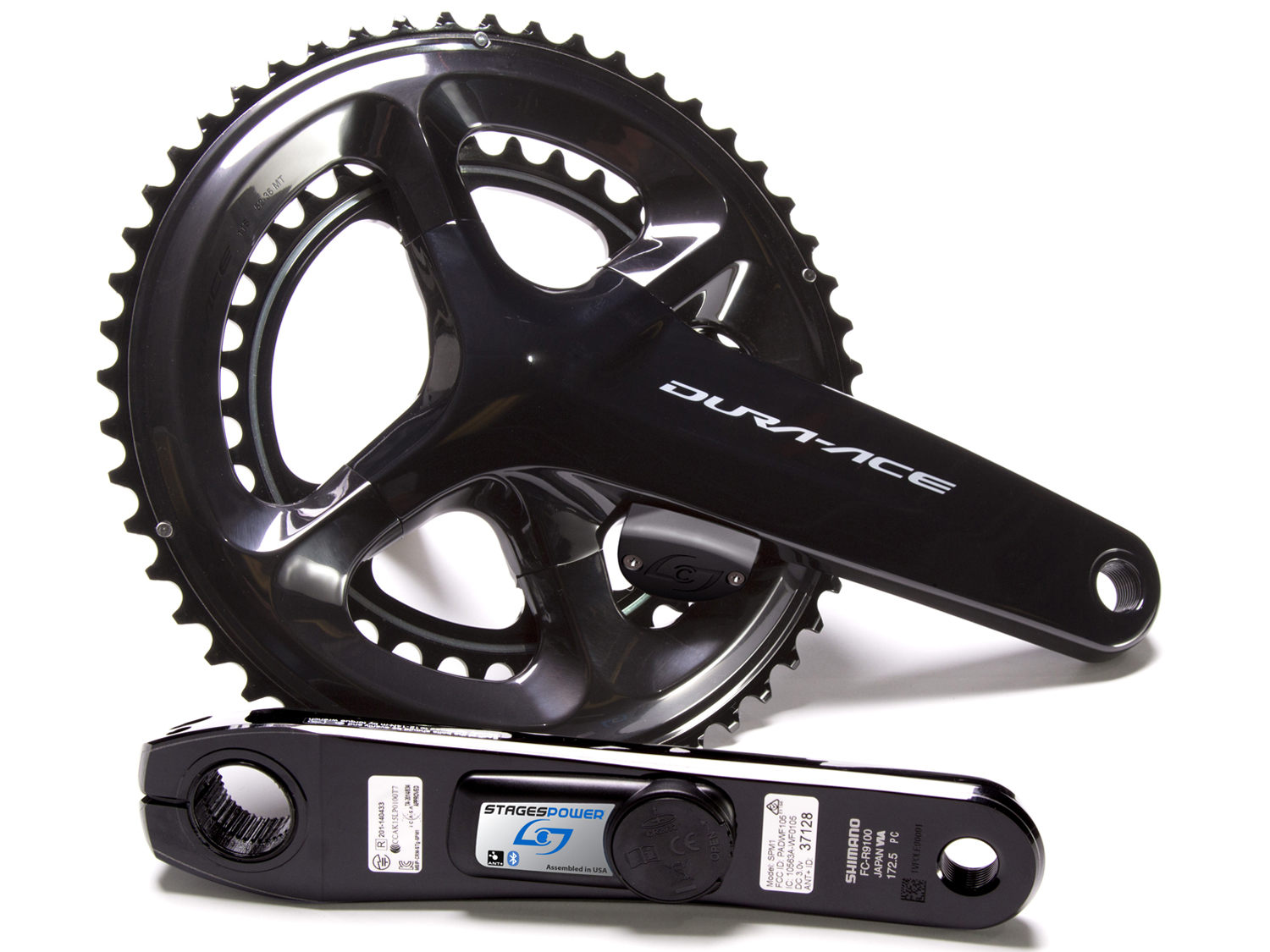 Stages Power Dual L/R Shimano Dura-Ace 9100