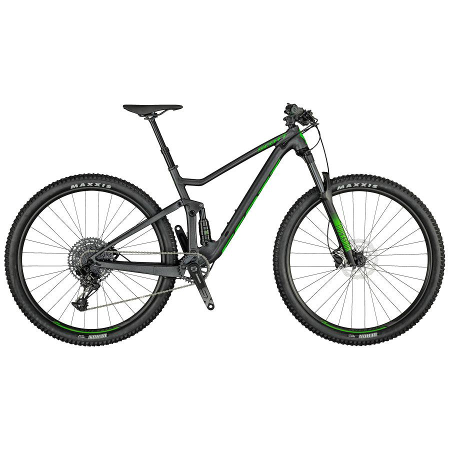 BICICLETA SCOTT SPARK 970 GRANITE BLACK
