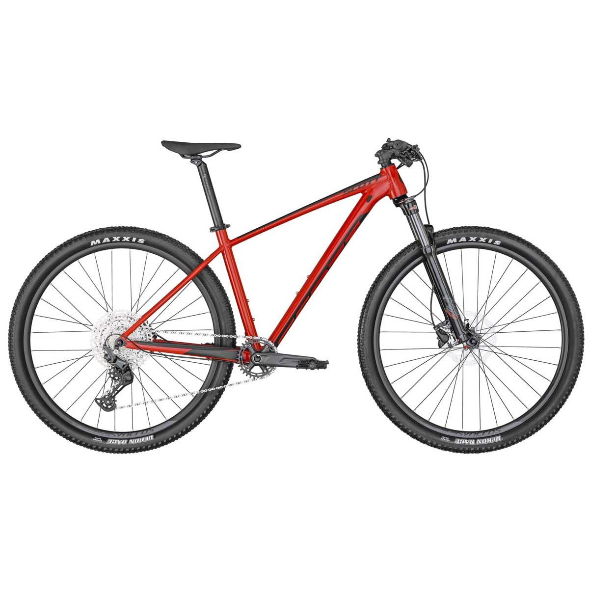 BICICLETA SCOTT SCALE 980 RED - 2022