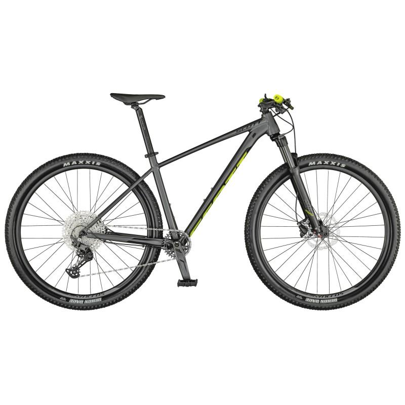 BICICLETA SCOTT SCALE 980 DARK GREY - 2022