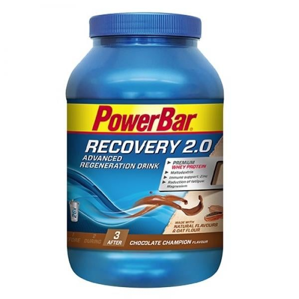 Bebida de Recuperação POWERBAR RECOVERY 2.0