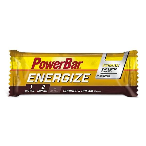 Barra Energética POWERBAR  Cookies&  cream