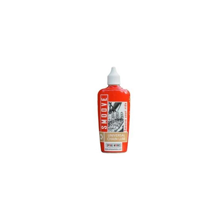 SMOOVE LUBRIFICANTE DE CORRENTE UNIVERSAL - 125ML