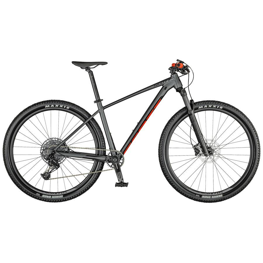 BICICLETA SCOTT SCALE 970 DARK GREY