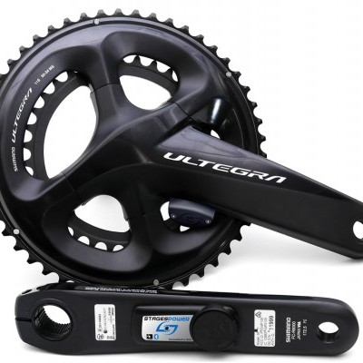 Stages Power Dual L/R Shimano Ultegra 8000