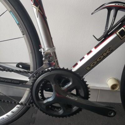 Bicicleta Look KX-Usada