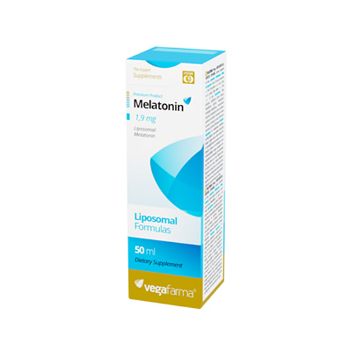 Melatonin 1,9mg Liposomal Formulas - 50ml Vegafarma