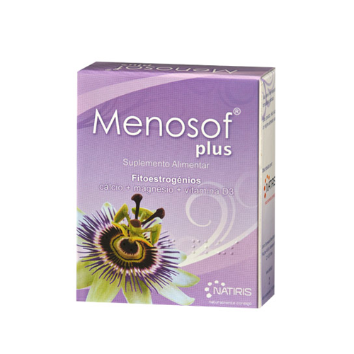 Menosof Plus 30 Comprimidos Natiris