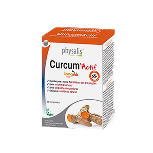 Curcum Actif 30 Comprimidos Bioceutica