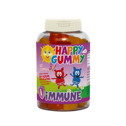 Happy Gummy Immune - 60 Gomas Natiris