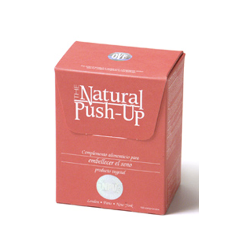 The Natural Push-Up + Phase 2 - 160 + 60 Comprimidos