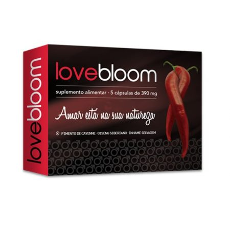 Love Bloom 390mg - 5 Cápsulas Bloom