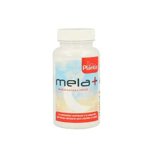Mela+ Melatonina + 5HTP - 60 Cápsulas Plantis