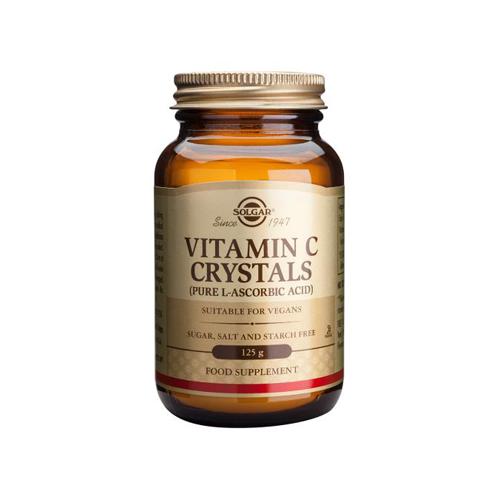 Vitamin C Crystals 125g Solgar