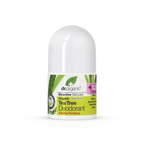 Desodorizante Bio Tea Tree - 50ml Dr. Organic