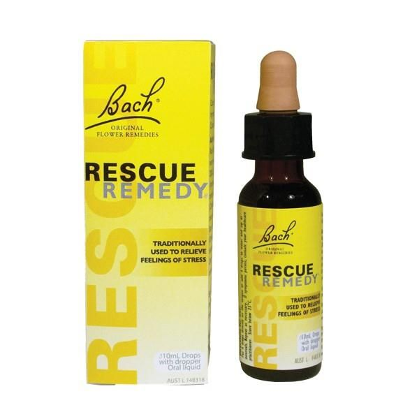 Rescue Remedy 10ml Floral Bach